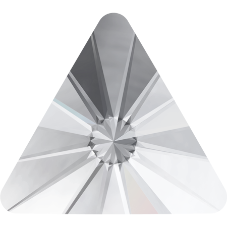 Swarovski Flat Back Crystal 2716 - Rivoli Triangle
