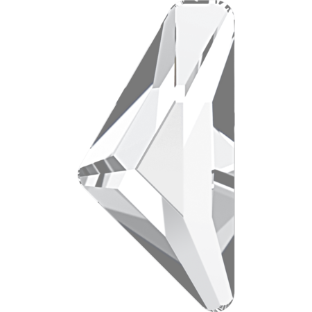 Swarovski Flat Back Crystal 2738 - Alpha Triangle