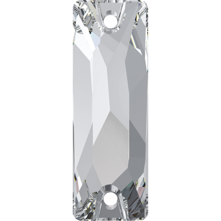 Swarovski Sew-On Crystal - 3255 Cosmic Baguette