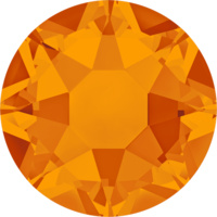 2078 - SS20 (4.60 - 4.80mm) - Sun A HF (248) - Xirius Rose Hot Fix Flat Back Crystal