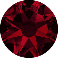 2088 - SS20 (4.60 - 4.80mm) - Indian Siam F (327) - Xirius Rose Non Hot Fix Flat Back Crystal