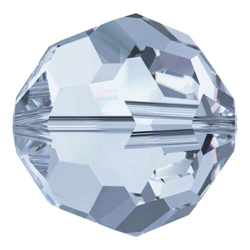 5000 - 10mm - Crystal Blue Shade (001 BLSH) - Round Crystal Bead