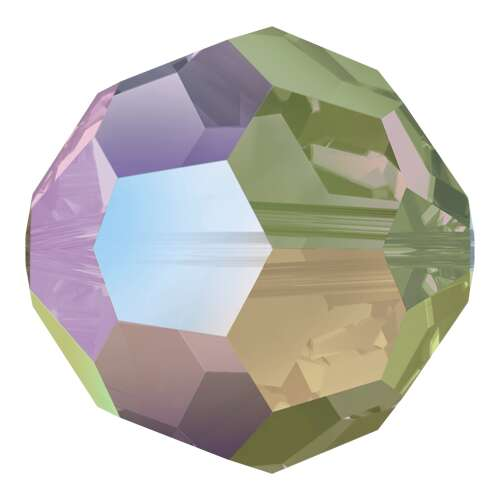 5000 - 10mm - Crystal Paradise Shine (001 PARSH) - Round Crystal Bead
