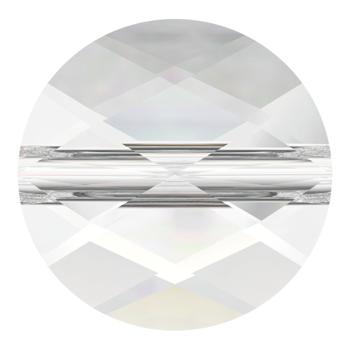 5052 - 6mm - Crystal (001) - Mini Round Crystal Bead