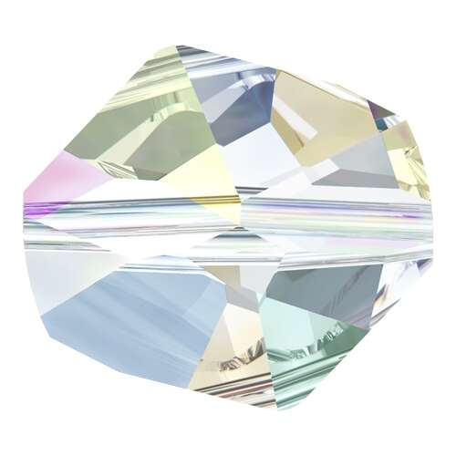 5523 - 12mm - Crystal AB (001 AB) - Cosmic Crystal Bead