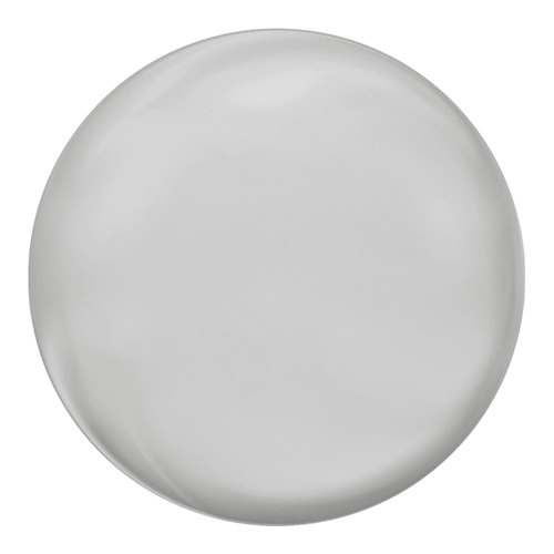 5860 - 10mm - Crystal Pastel Grey Pearl (001 968) - Coin Crystal Pearl