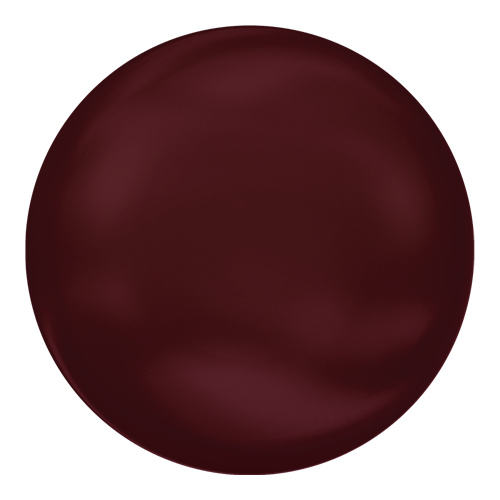 5860 - 14mm - Crystal Bordeaux Pearl (001 538) - Coin Crystal Pearl