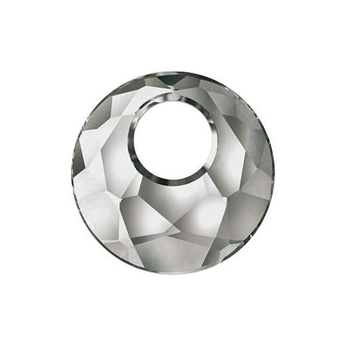 6041 - 38mm - Crystal Satin (001 SATIN) - Victory Crystal Pendant