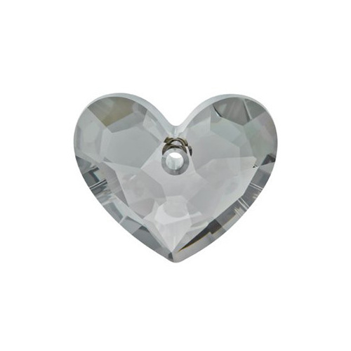 6264 - 28mm - Crystal Satin (001 SATIN) - Truly in Love Heart - Designer Edition