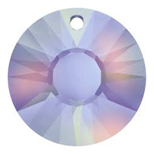 Sun Crystal Pendant Crystal Vitrail Light (001 VL) - 12mm