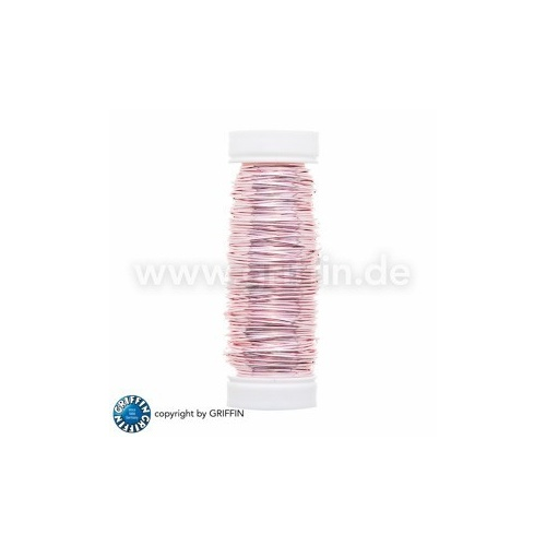 Rose FancyWire 0.50 mm, 50g ~ approx. 25m