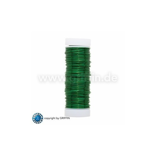 Green FancyWire 0.50 mm, 50g ~ approx. 25m