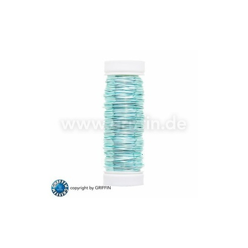 Ice Blue FancyWire 0.50 mm, 50g ~ approx. 25m