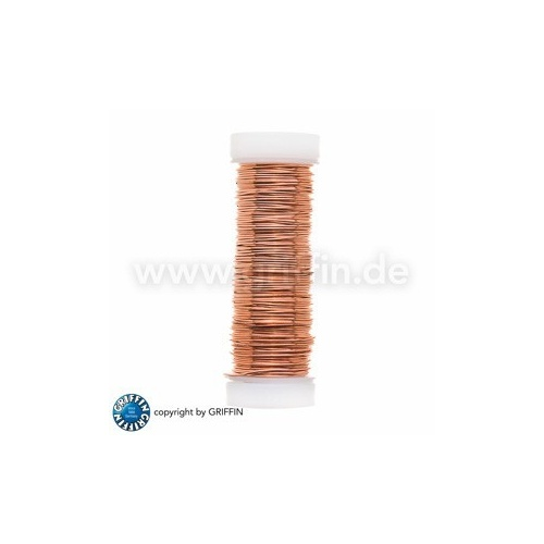 Salmon FancyWire 0.50 mm, 50g ~ approx. 25m