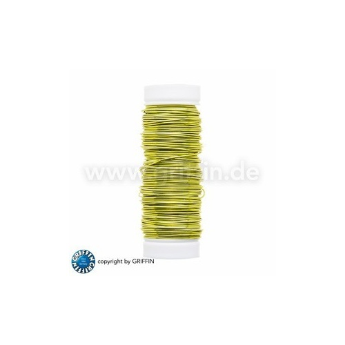 Lime FancyWire 0.50 mm, 50g ~ approx. 25m