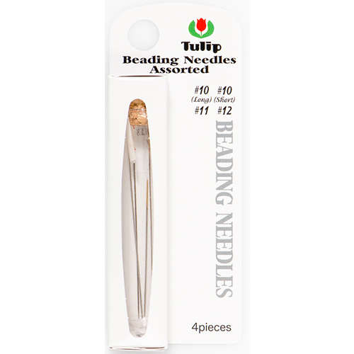 Tulip Beading Needles - Assorted 4 Pack - U-TBN-013e