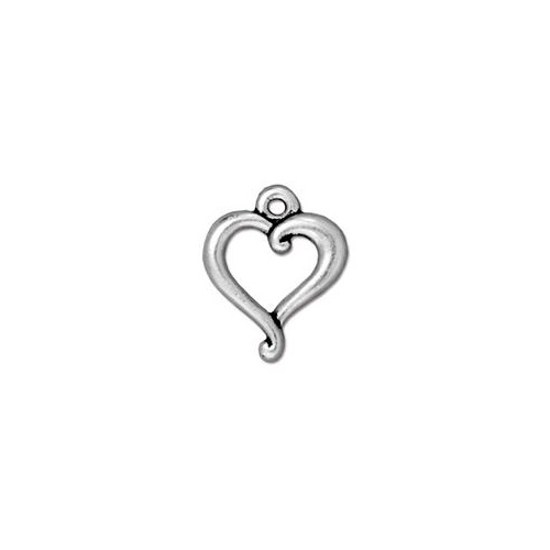 Jubilee Clasp Ring - Antique Silver