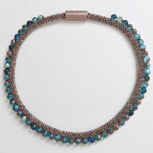 Copperline Necklace