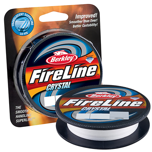 FireLine® Fused Crystal - 3LB - 125yd / 114m Roll