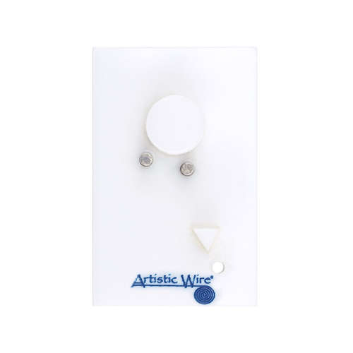 Question Mark Earwire Findings Forms - 228S-664