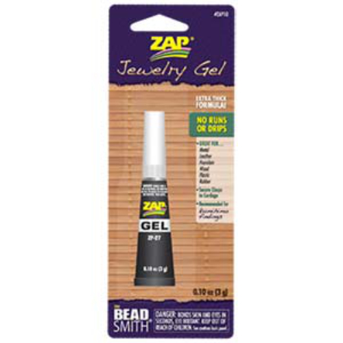 Zap Gel .10 OZ (3 Gram) Tube