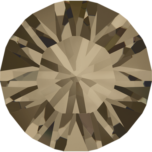 1028 - PP3 (1.00 – 1.10mm) - Smoky Quartz F (225) - Xilion Chaton Round Stone