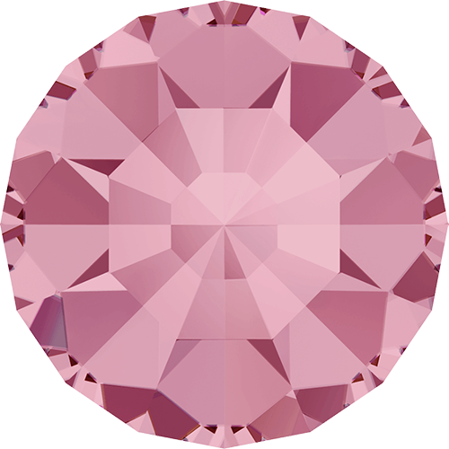 1100 - PP1 (0.80 – 0.90mm) - Light Rose F (223) - Xero Chaton Round Stone