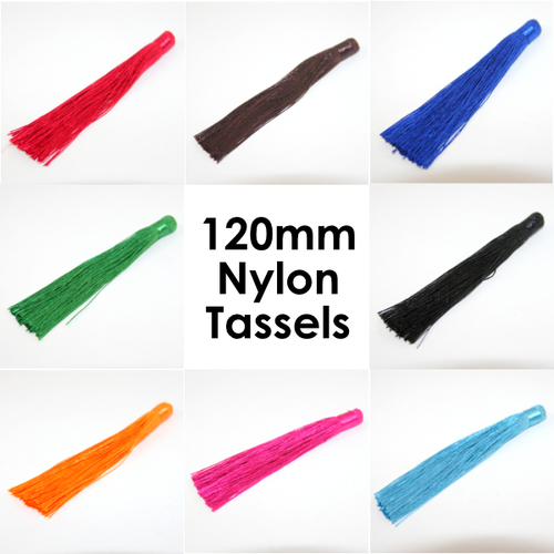 120mm Nylon Tassel