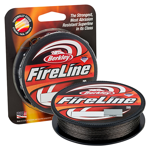 FireLine® Fused Original Smoke - 30LB - 125yd / 114m Roll