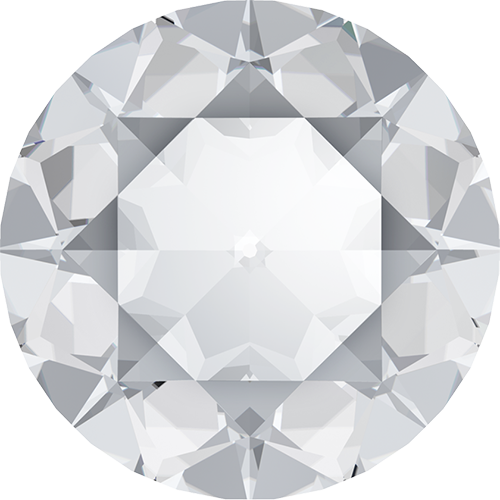 1357 - 80mm - Crystal CAL V SI (001 CAVSI) - Brilliant Cut Round Stone