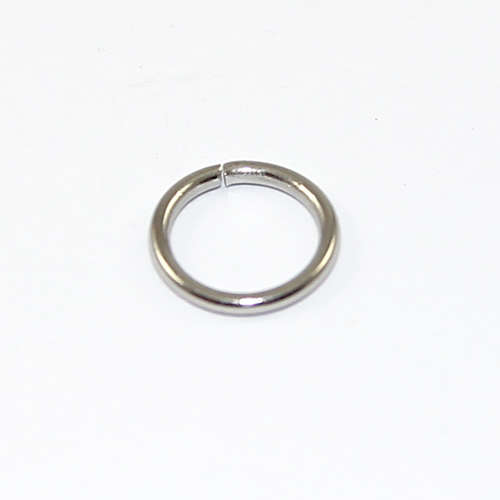 10mm Stainless Steel Jump Rings - Stainless Steel
