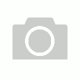 8mm Snowflake Spacer Bead - Gold Plated