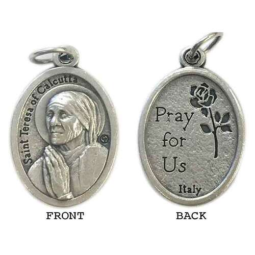 Holy Medal - Mother Theresa