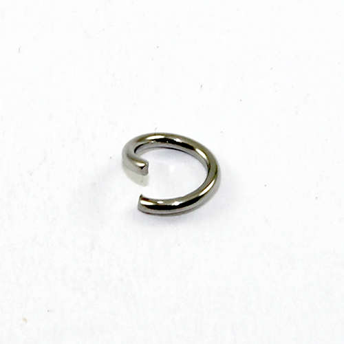 8mm x 1.2mm Stainless Steel Jump Ring