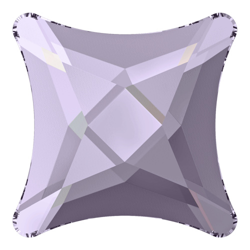 2494 - 8mm - Smoky Mauve F (265) - Starlet No Hot Fix Flat Back Crystal