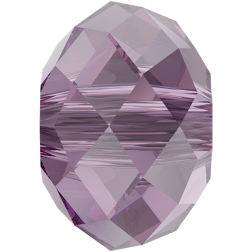 5040 - 8mm - Iris (219) - Briolette Crystal Bead