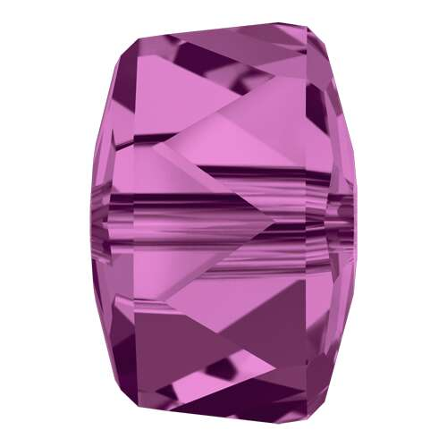 5045 - 6mm - Fuchsia (502) - Discontinued - Rondelle Crystal Bead