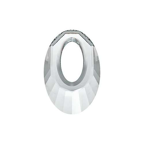 6040 - Helios Crystal Pendant - 30mm - Comet Argent Light V (001 CAV) -