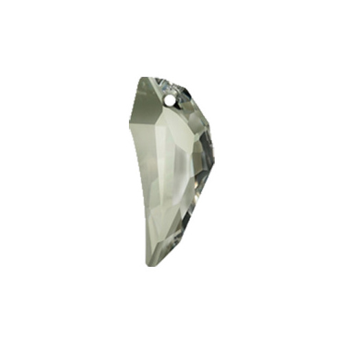 6150 - 30mm - Crystal Satin (001 SATIN) - Pegasus Crystal Pendant