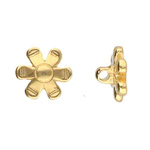 Gerani - 11/0 Bead Substitute - 24K Gold Plate - CYM-M11-012212-GP